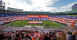 NFL-military